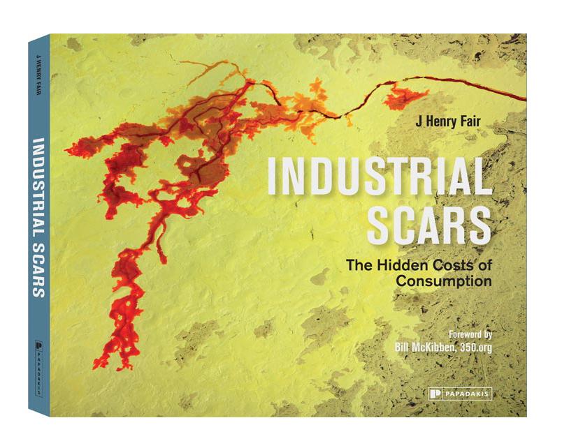 Industrial Scars, il progetto di J Henry Fair | Collater.al