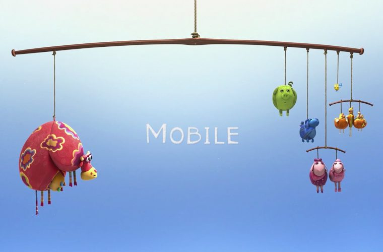 Short video for Breakfast – Mobile, in fondo siamo tutti uguali