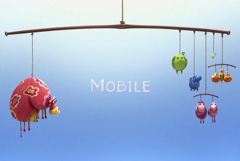 Short video for Breakfast – Mobile, in fondo siamo tutti uguali