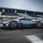 AMG Project One, Mercedes-Benz svela la sua hypercar | Collater.al 5