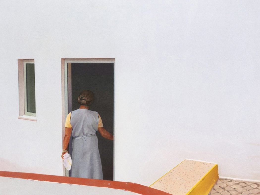 Anna Roberts dipinge sogni ad occhi aperti | Collater.al 9
