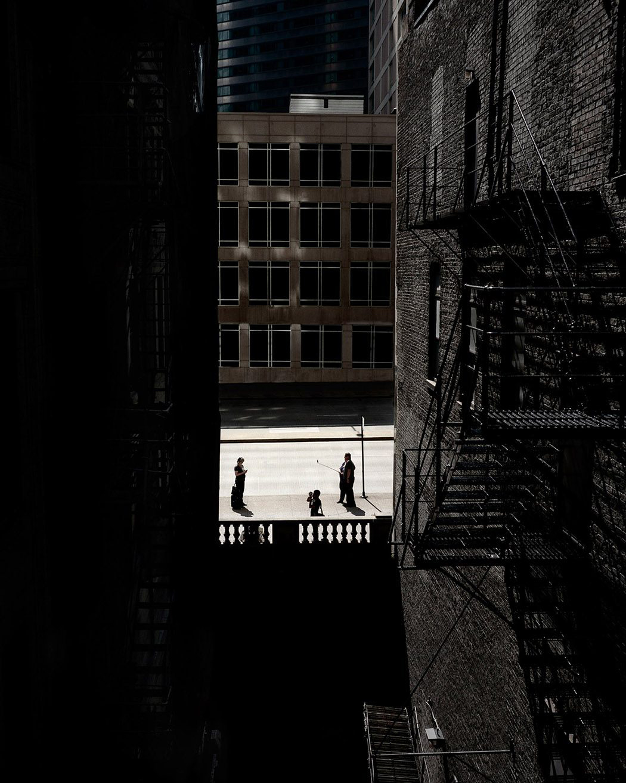 City Space, il progetto fotografico di Clarissa Bonet | Collater.al