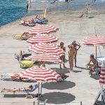 Genova – i tuoi colori, le spiagge artificiali del capoluogo ligure attraverso gli occhi di Niels Schubert | Collater.al 10