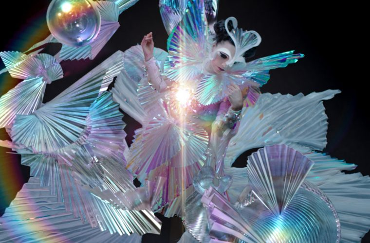 Watch The Gate, the first video from Utopia by Bjork