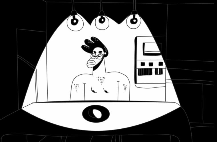 Short video for Breakfast – HEY YOU, gli uomini e loro surreali relazioni nel video di Daria Dedok