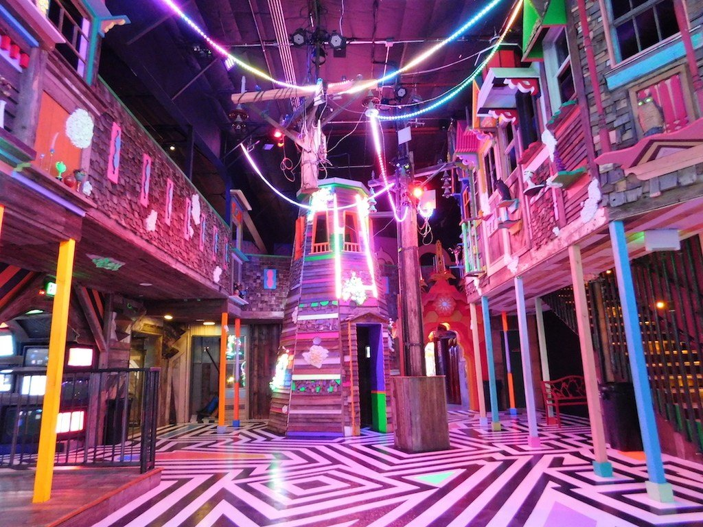 House of Eternal Return, Meow Wolf Collective | Collater.al 1