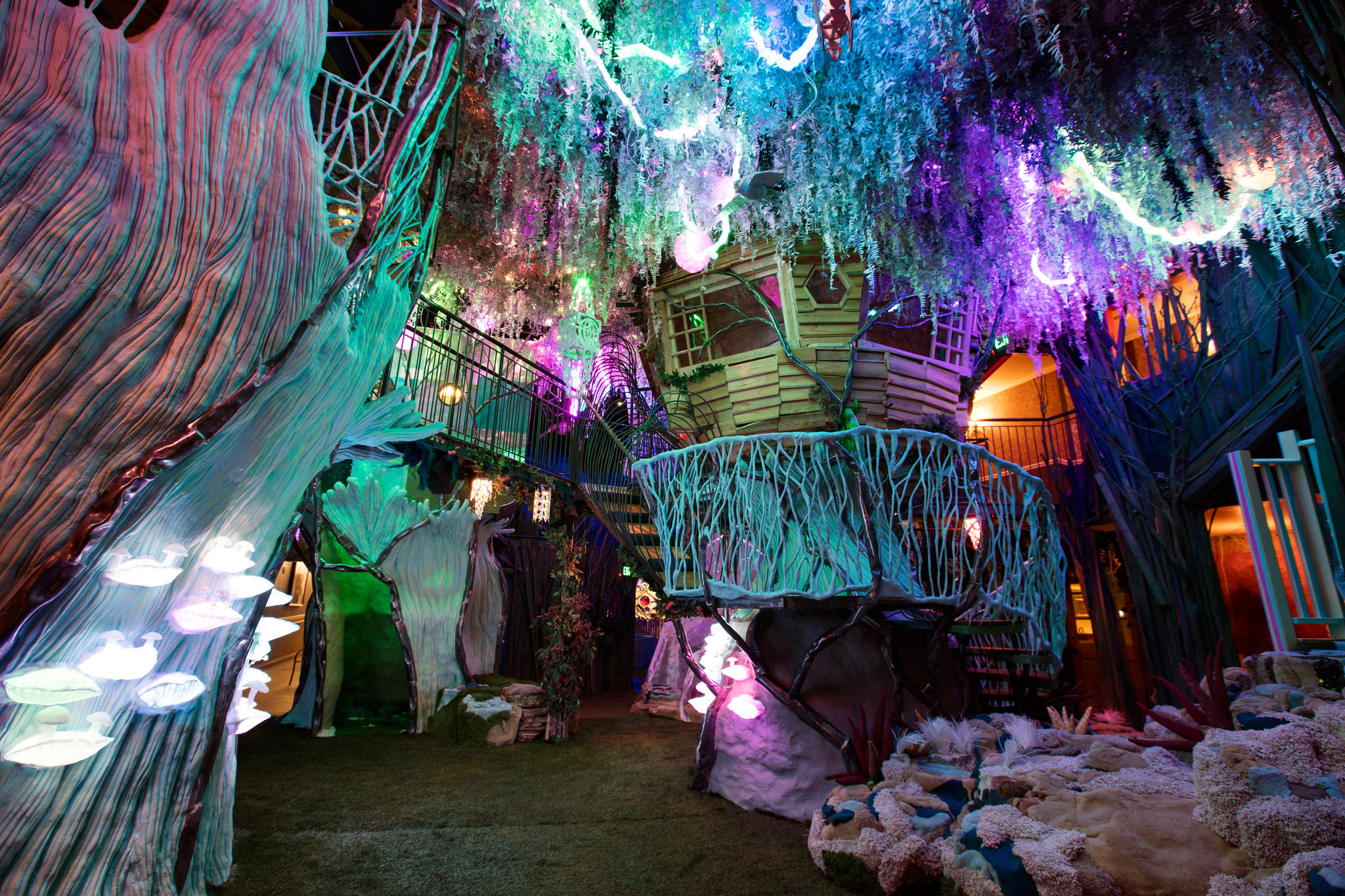 House of Eternal Return, Meow Wolf Collective | Collater.al 2