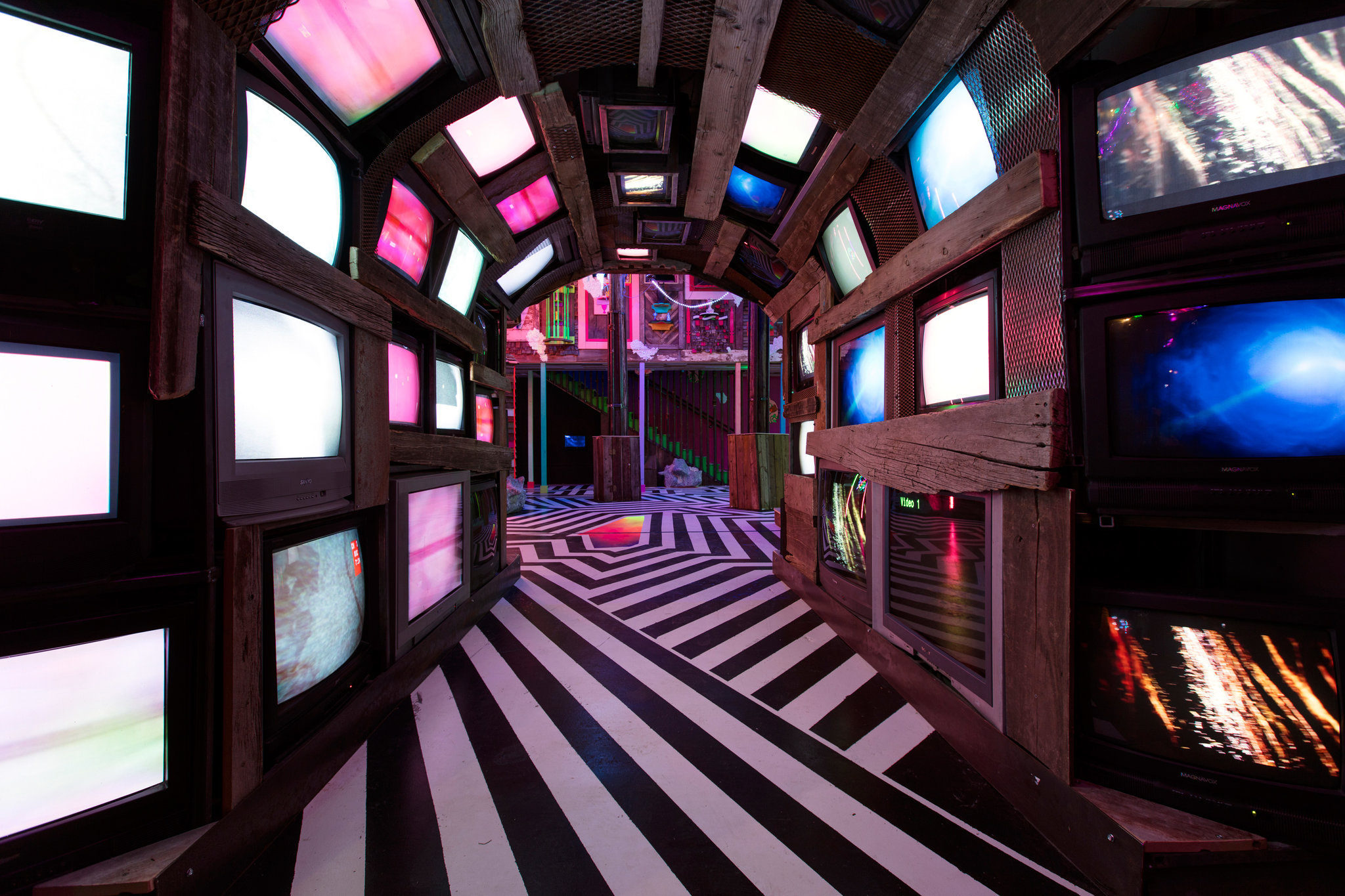 House of Eternal Return, Meow Wolf Collective | Collater.al 5