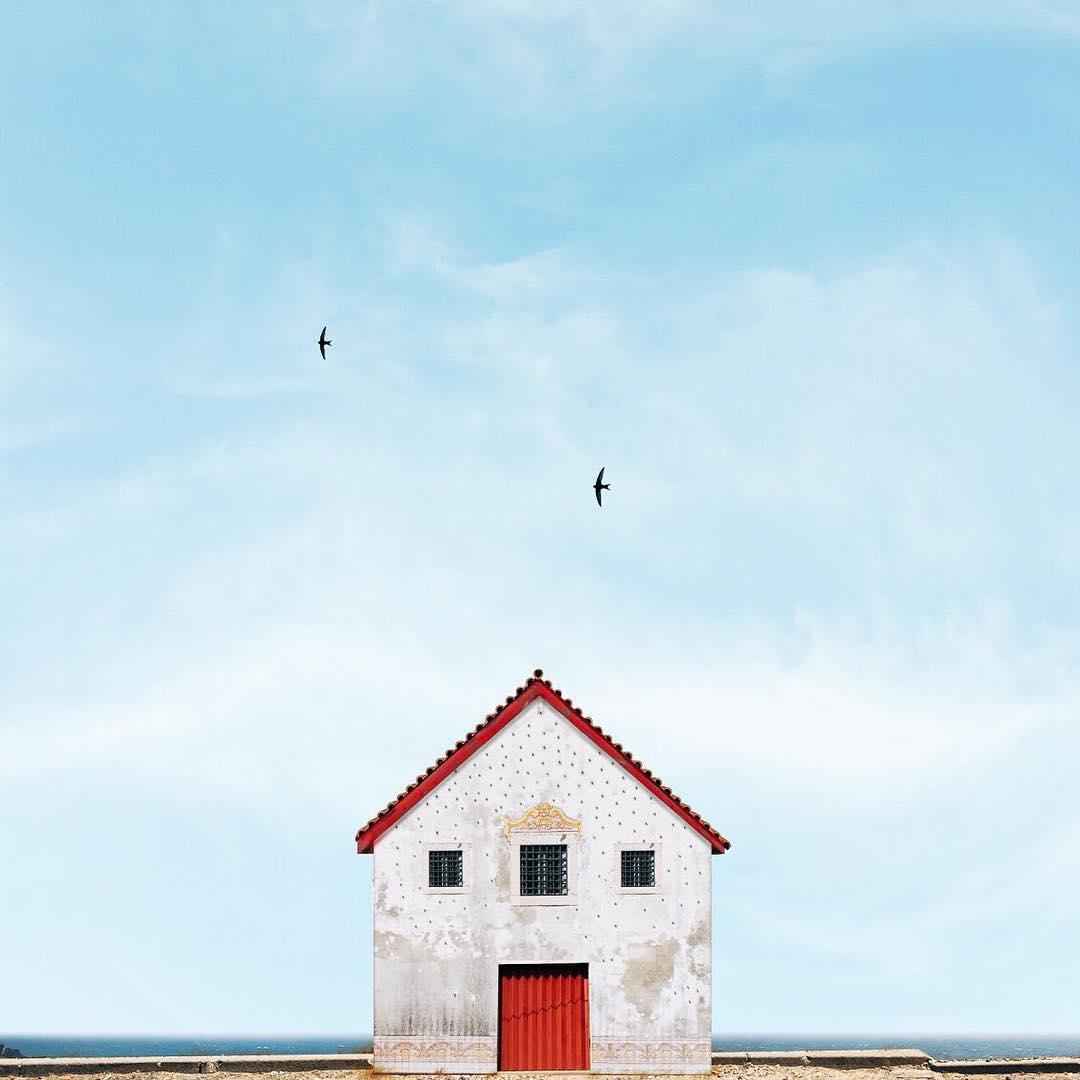 Le case solitarie di Manuel Pita | Collater.al 1