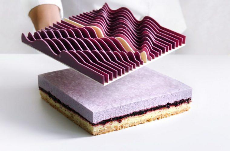 Le torte cinetiche di Dinara Kasko