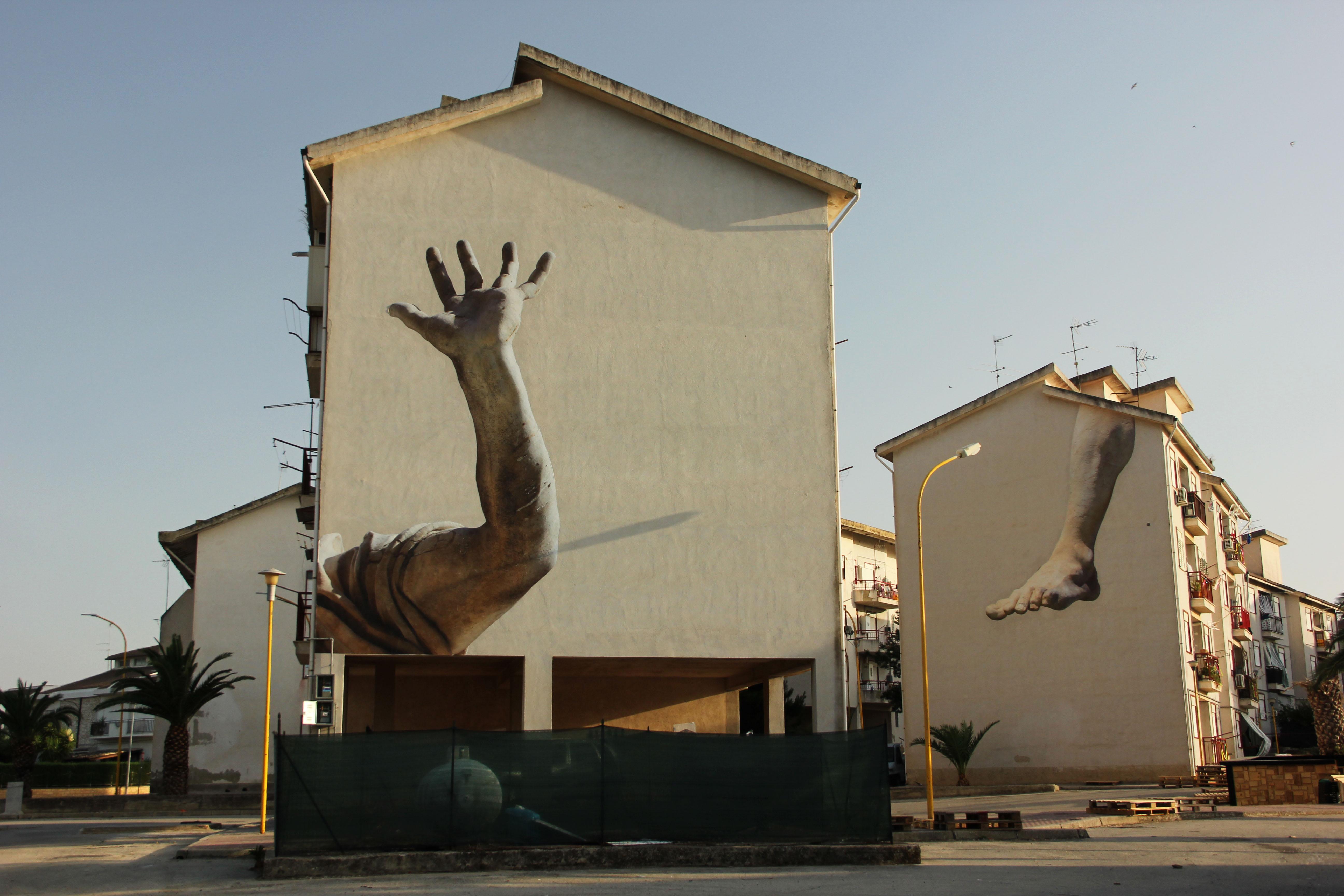 Macrosomia, il nuovo progetto di SBAGLIATO in Sicilia | Collater.al 4