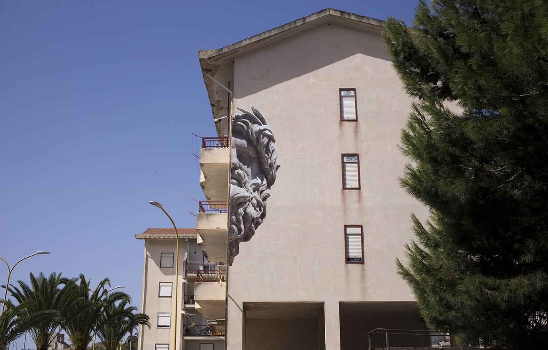 Macrosomia, il nuovo progetto di SBAGLIATO in Sicilia | Collater.al 7