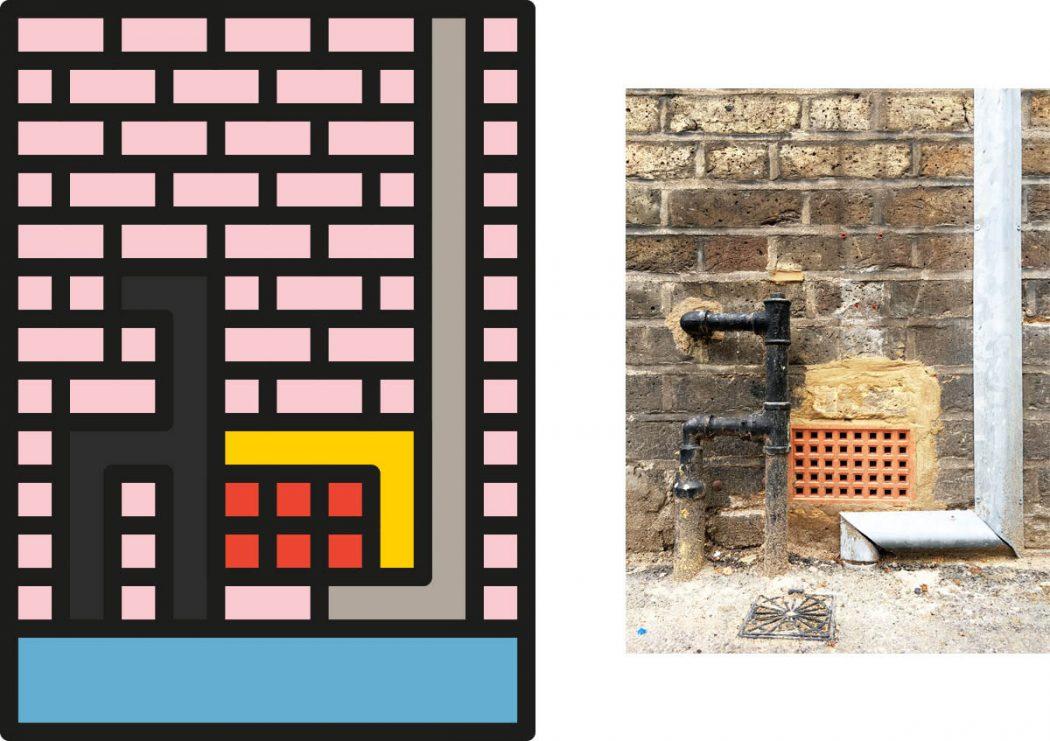 Peter Judson riduce le città a colorati elementi grafici | Collater.al 13