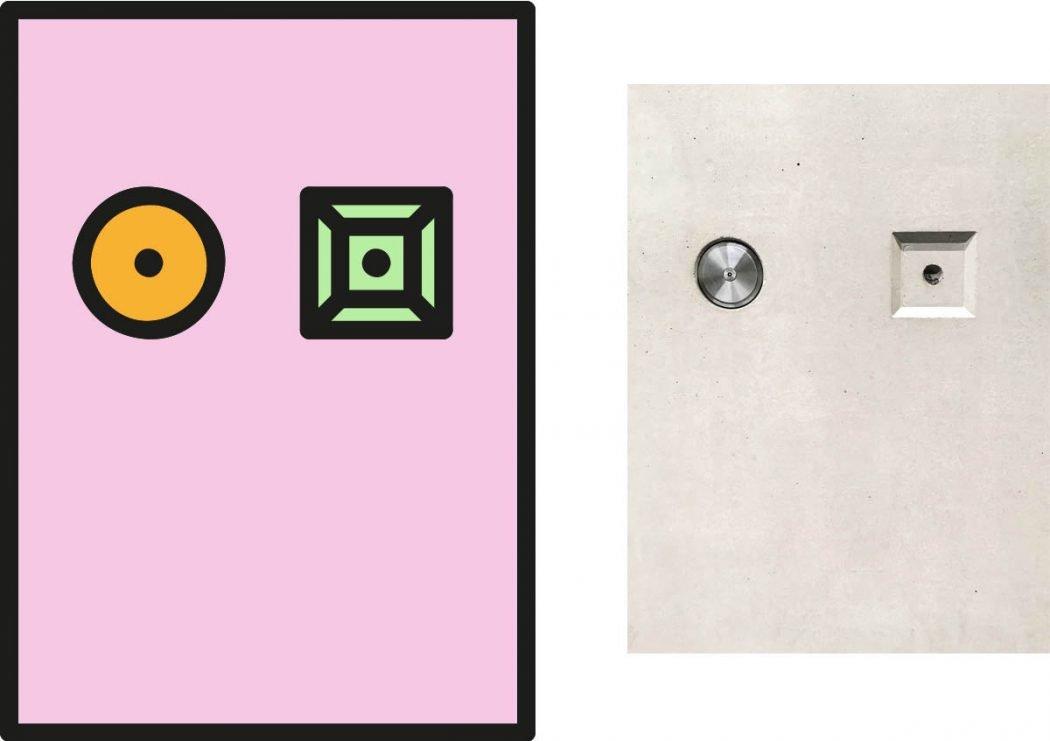 Peter Judson riduce le città a colorati elementi grafici | Collater.al 15