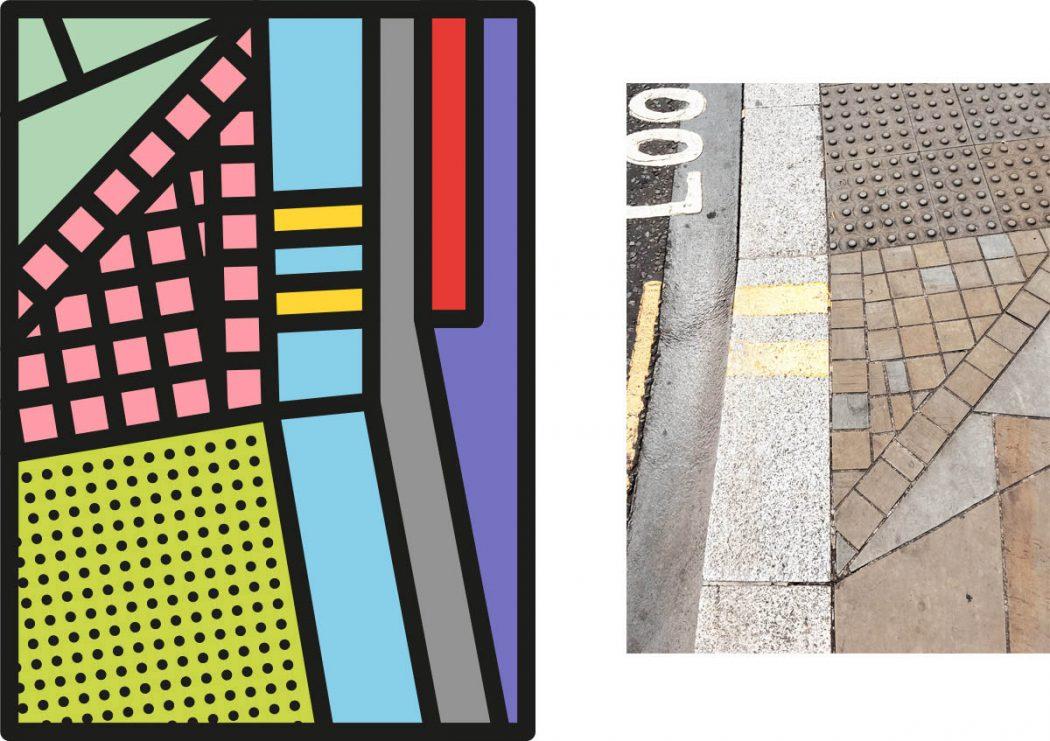 Peter Judson riduce le città a colorati elementi grafici | Collater.al 16