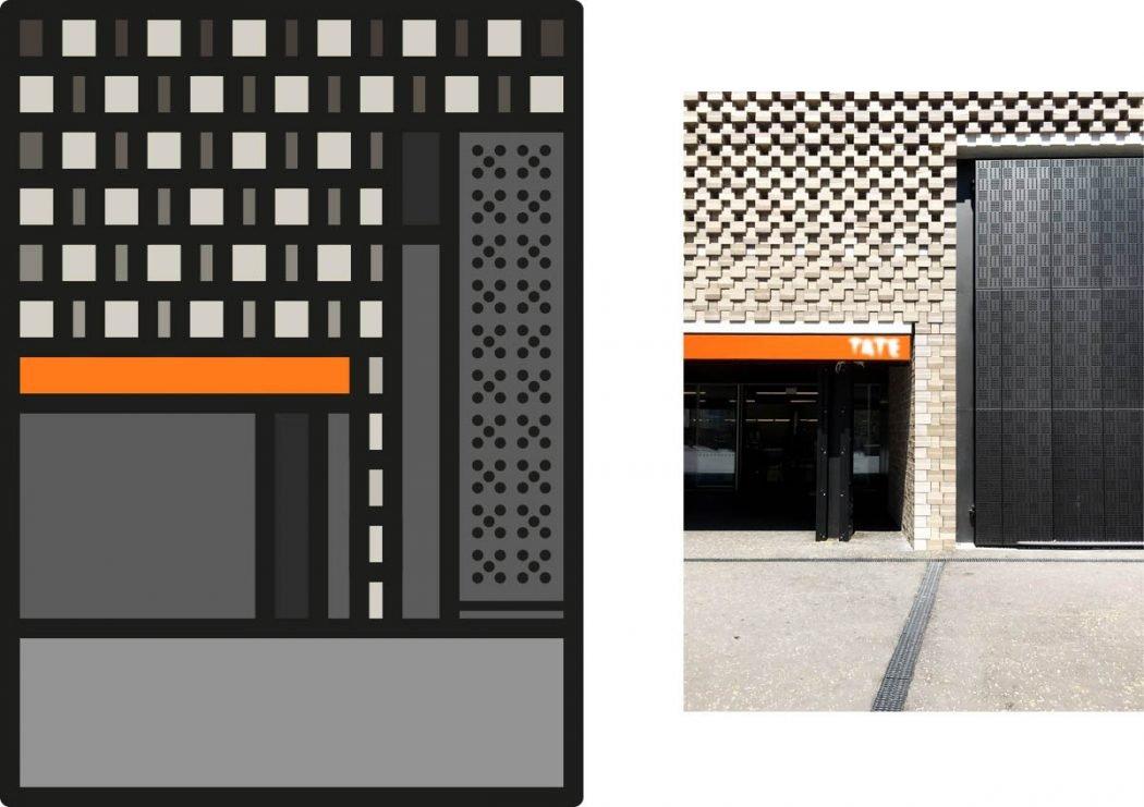 Peter Judson riduce le città a colorati elementi grafici | Collater.al 5