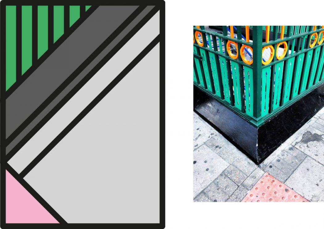 Peter Judson riduce le città a colorati elementi grafici | Collater.al 8