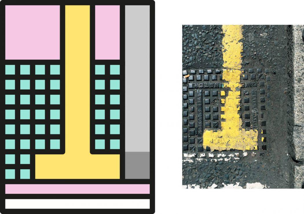 Peter Judson riduce le città a colorati elementi grafici | Collater.al 9