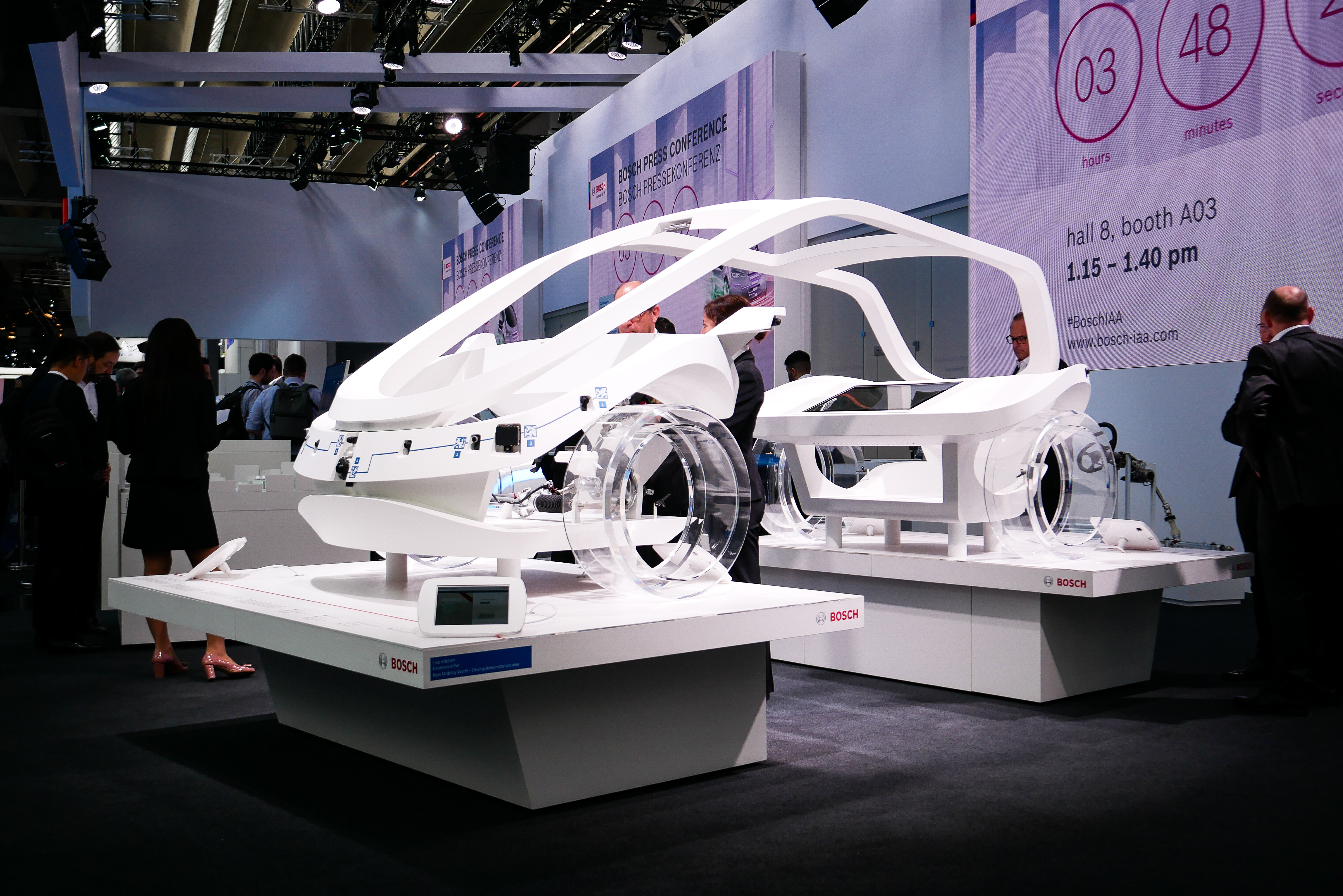 Road to the Future, due giorni allo IAA di Francoforte con Bosch | Collater.al 6