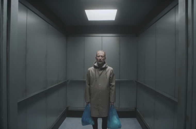 Lift, the latest Radiohead video from OKNOTOK