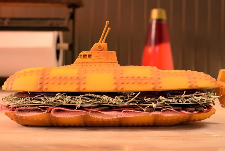 Short video for Breakfast – Submarine Sandwich, le ricette in Stop-Motion di PES