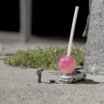 The little people project, la micro street art di Slinkachu | Collater.al 17