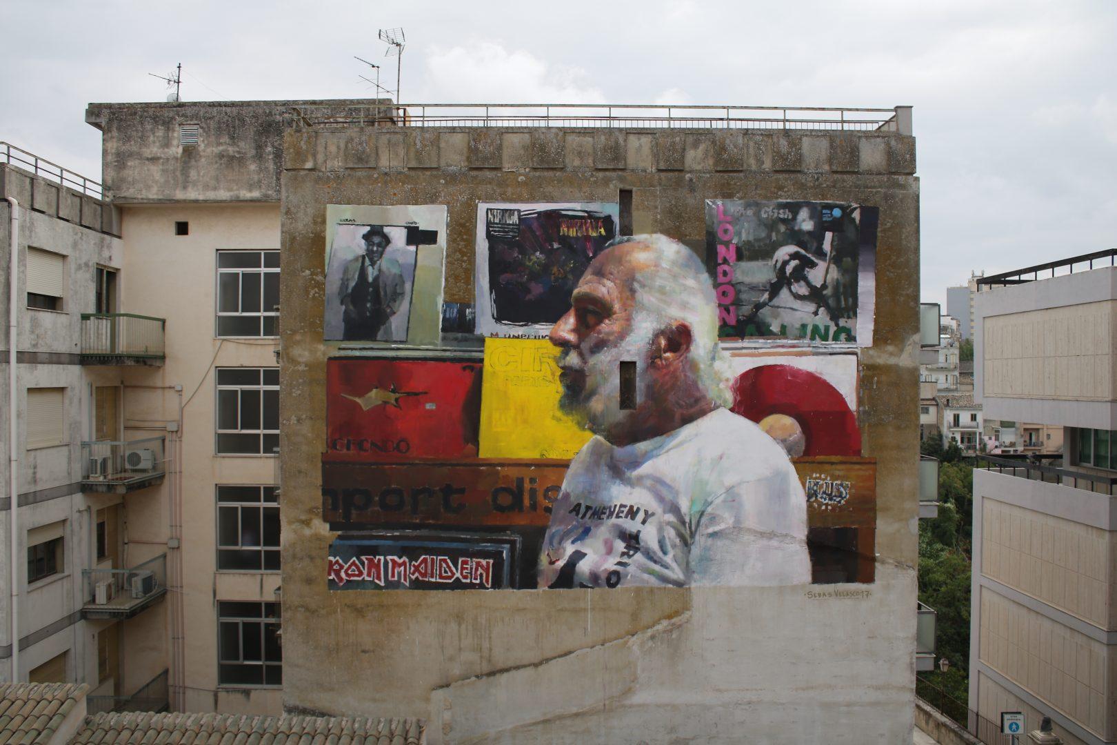 5 muri per 5 artisti, la terza edizione di FestiWall è appena giunta al termine