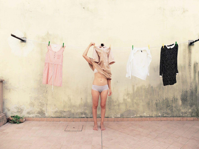 Bucato, la fotografia semplice di Sandra Lazzarini | Collater.al 1
