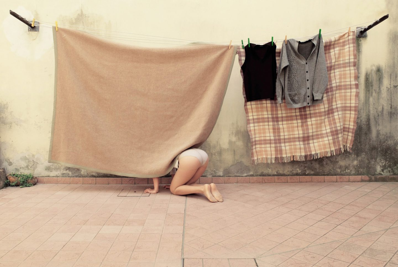 Bucato, la fotografia semplice di Sandra Lazzarini | Collater.al 13