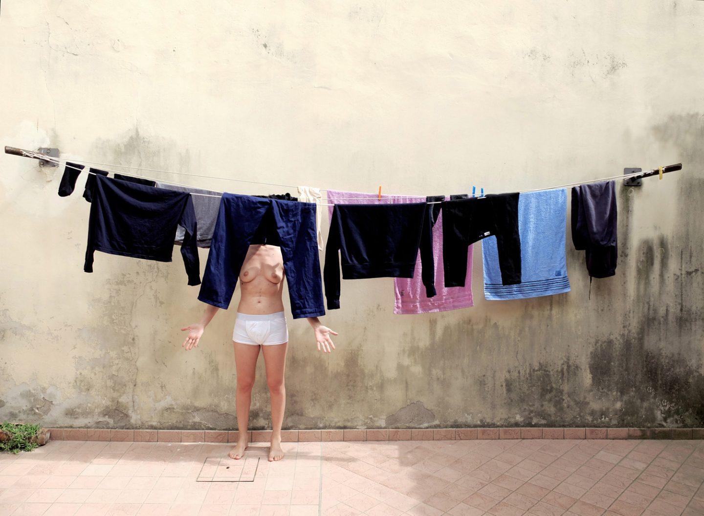 Bucato, la fotografia semplice di Sandra Lazzarini | Collater.al 2