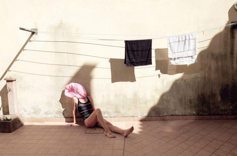 Bucato, la fotografia semplice di Sandra Lazzarini