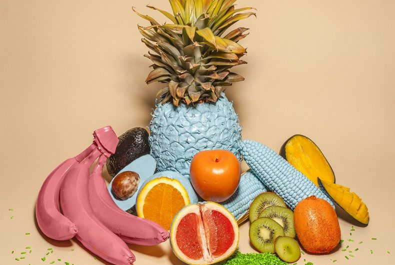 Enrico Becker GMOs surreal fruit