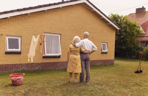 Everlasting, Annabel Oosteweeghel trasforma un bungalow disabitato in una storia anni sessanta