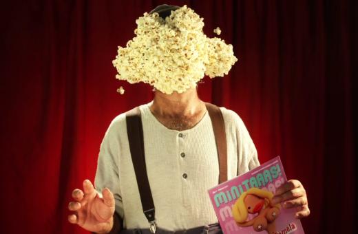 Short video for Breakfast – Hotcorn, come ti cucino i popcorn
