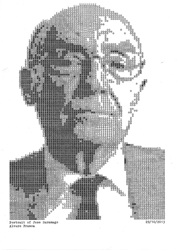 I ritratti dattiloscritti di Alvaro Franca | Collater.al 3
