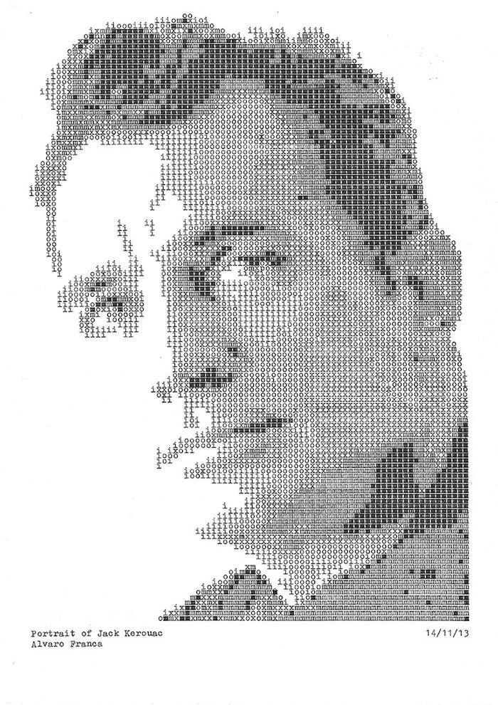 I ritratti dattiloscritti di Alvaro Franca | Collater.al 4