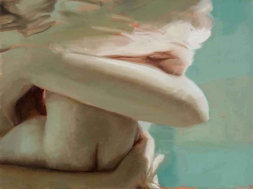 I ritratti subacquei di Reisha Perlmutter | Collater.al 2