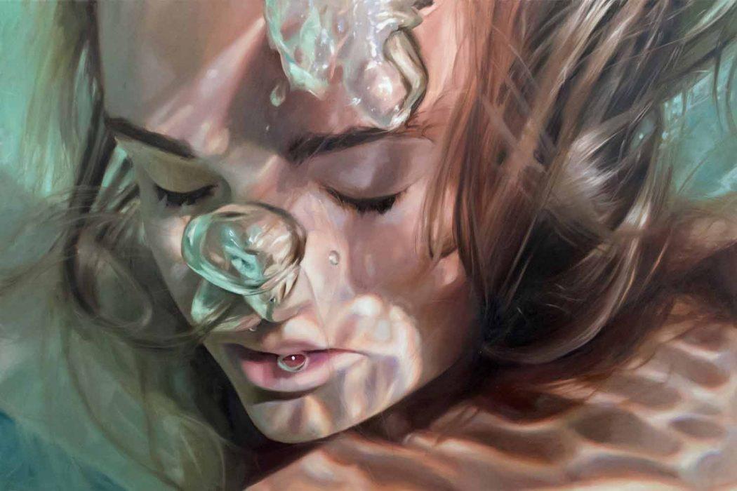 I ritratti subacquei di Reisha Perlmutter | Collater.al 4