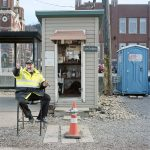La solitudine dei parcheggiatori di Pittsburg nel progetto fotografico di Tom M. Johnson | Collater.al 14