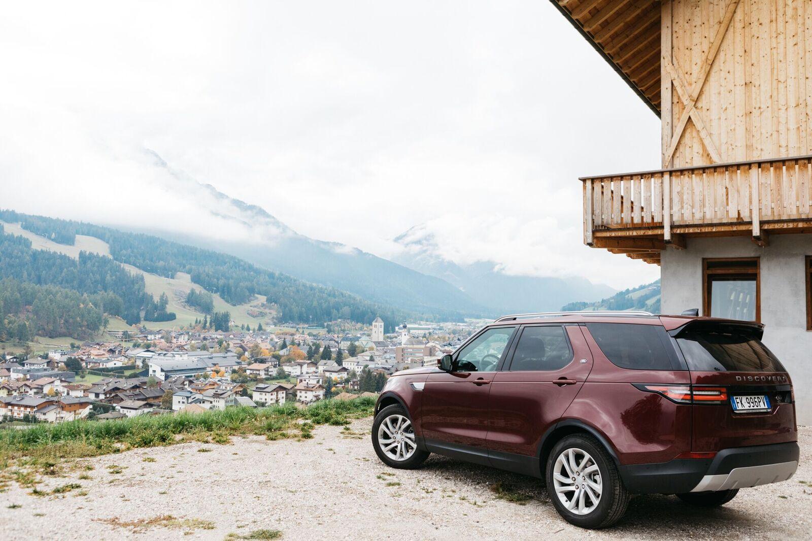 LandOutriders – Due giorni a Cortina con Dailybreakfast | Collater.al 9