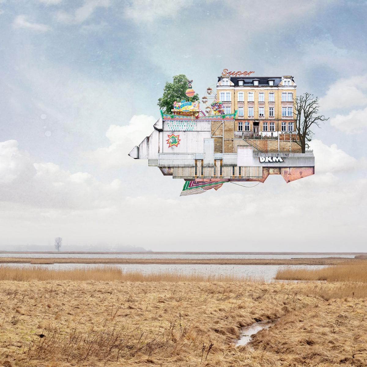 Le architetture galleggianti di Matthias Jung | Collater.al 10