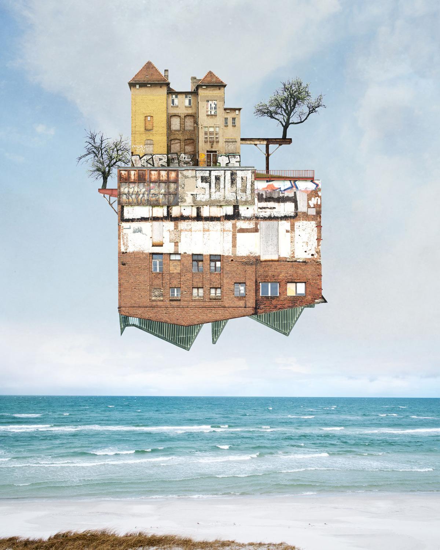 Le architetture galleggianti di Matthias Jung | Collater.al 5