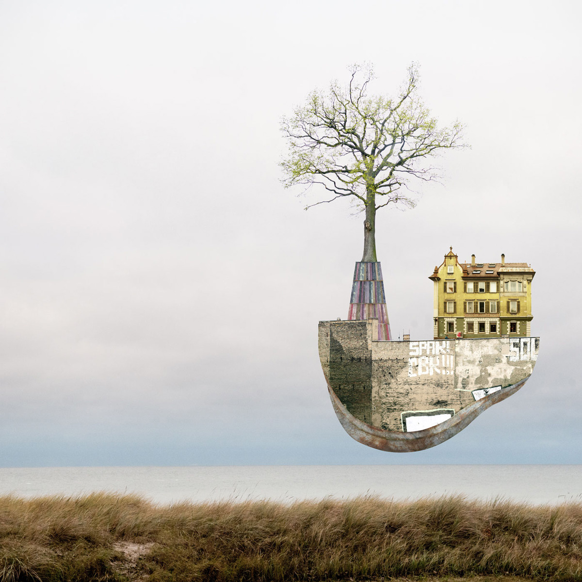 Le architetture galleggianti di Matthias Jung | Collater.al 6