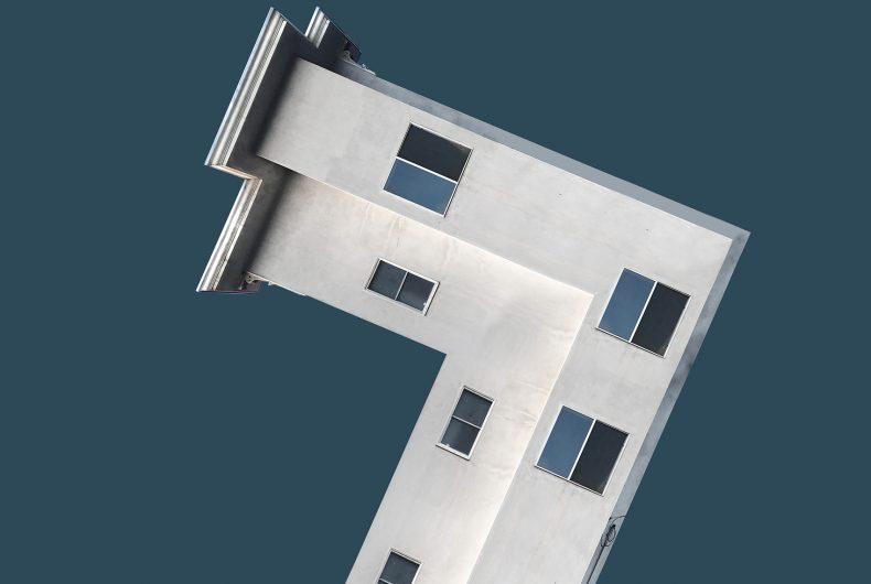 Le architetture geometriche di Eric Randall Morris