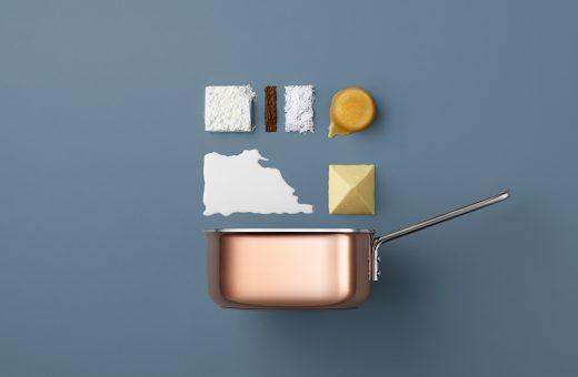 The amazing organized recipes by Mikkel Jul Hvilshøj