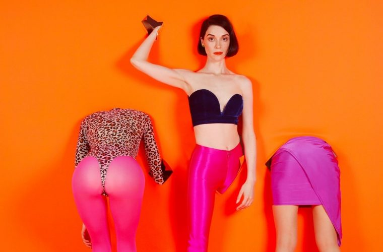Online MASSEDUCTION il nuovo album di St. Vincent