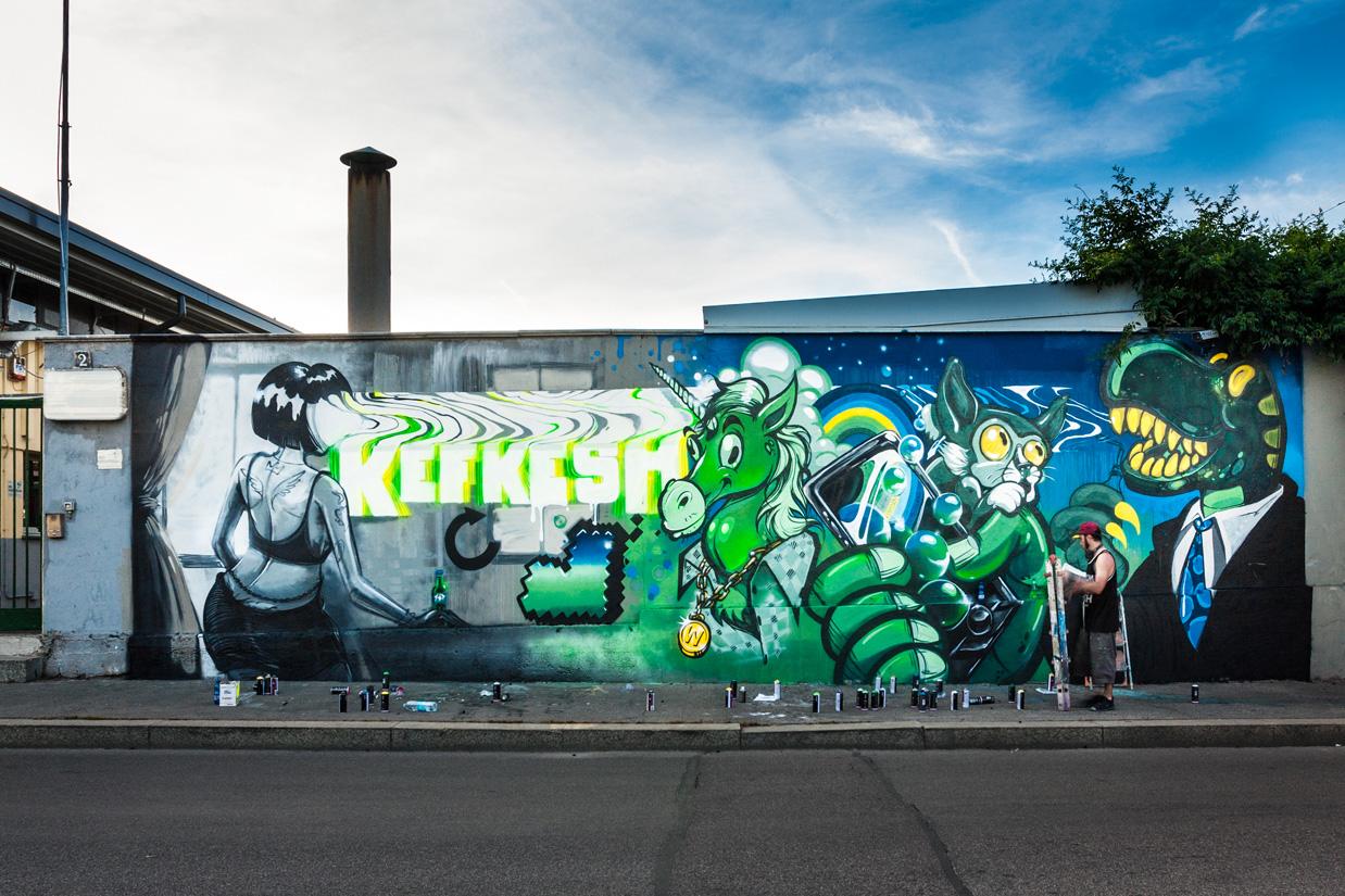 Refresh the City, il progetto di Sprite e Artkademy | Collater.al 1