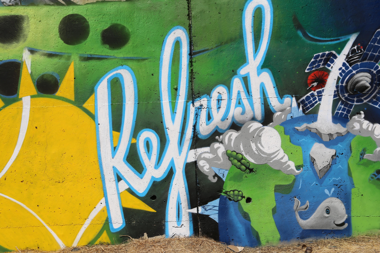 Refresh the City, il progetto di Sprite e Artkademy | Collater.al 2