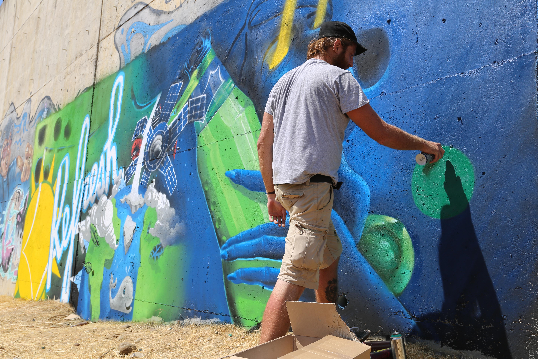 Refresh the City, il progetto di Sprite e Artkademy | Collater.al 3