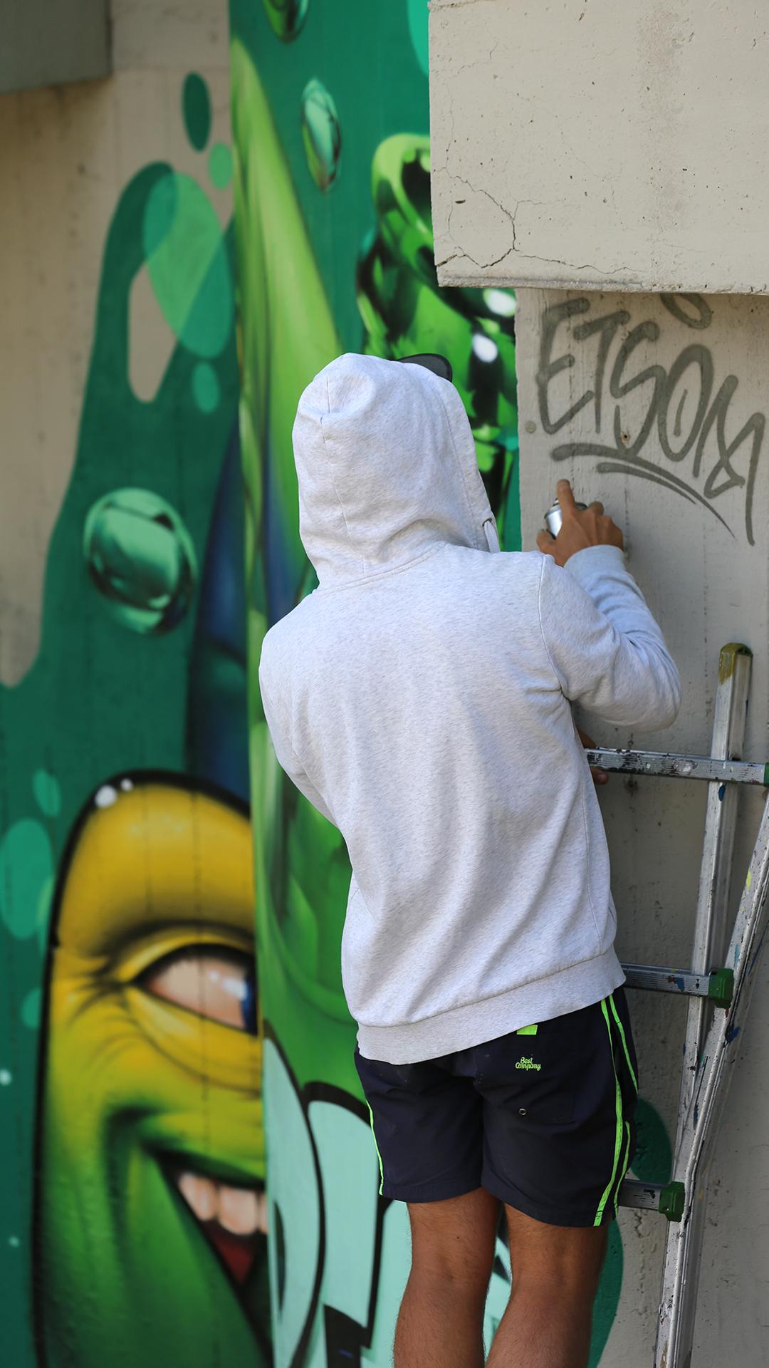 Refresh the City, il progetto di Sprite e Artkademy | Collater.al 5